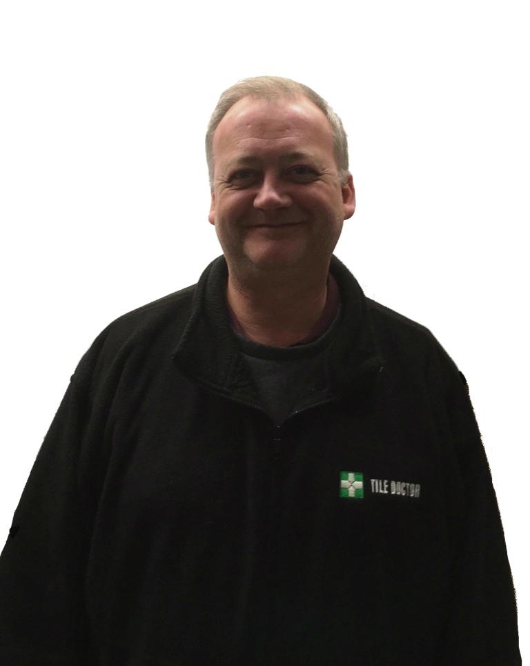 Tile Doctor West Yorkshire operated by Nick Noel-Flint